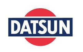 キックバイク DATSUN ロゴ