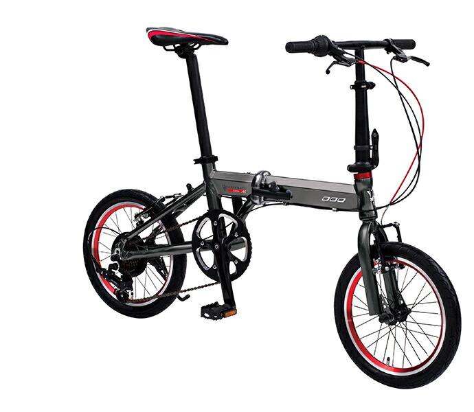 マセラッティ 折りたたみ自転車