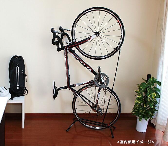 veloline マルチタイプ ディスプレイスタンド 自転車スタンド クロスバイクスタンド ロードバイクスタンド 自転車スタンド 自転車 パーツ 縦置き