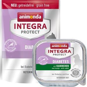 アニモンダ インテグラプロテクト ディアベイテス 糖尿ケアキャットフード グレインフリー ウェットフード 牛 (86838) 100g