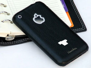 iphoneケースブラック