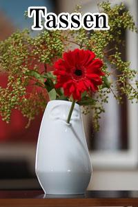 花瓶 Vase white Laid-back