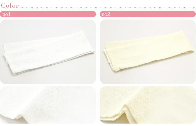 [重ね衿]正絹重ね衿・重ね襟広衿KJ/桜花 1-16