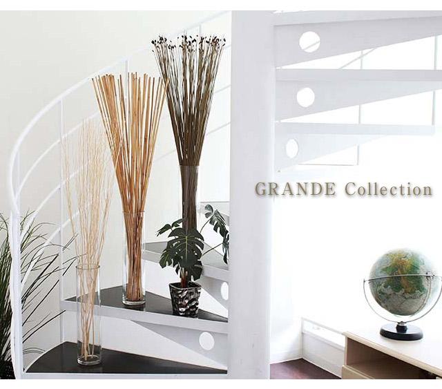 GRANDE Collection フレグランスブランチ グラス&スプレー