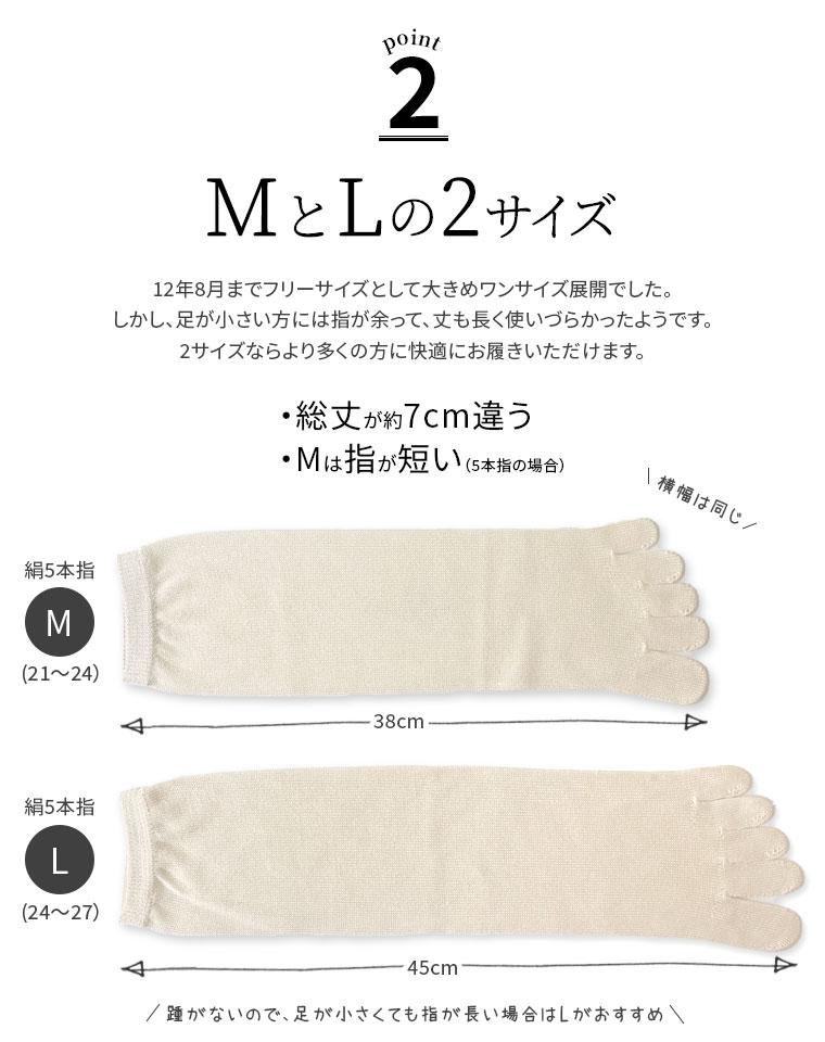 MとLの2サイズ