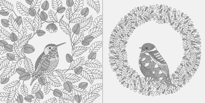 楽天市場塗り絵動物たちのぬり絵ブックミリーマロッタ パイ