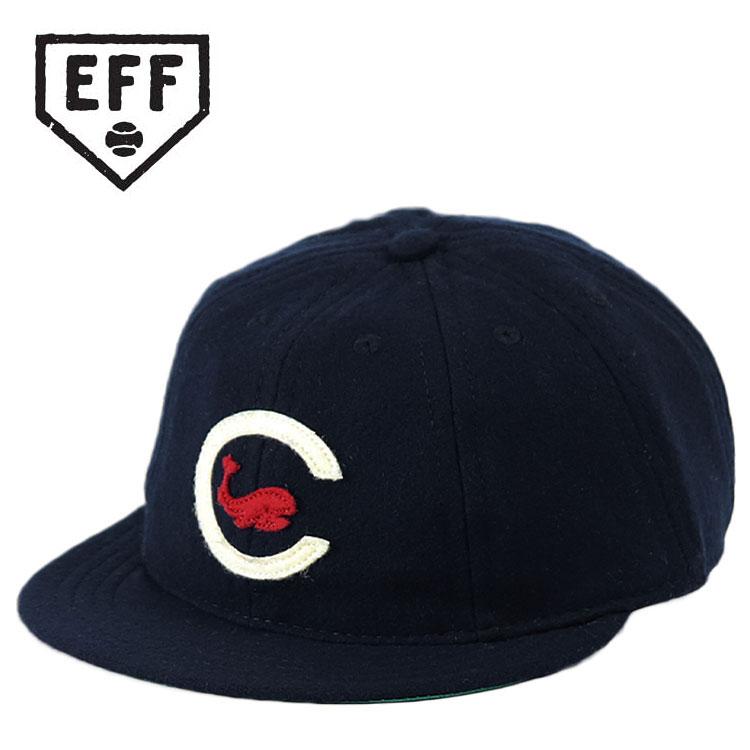 Ebbets Field Flannels エベッツフィールドフランネルズ キャップ ...