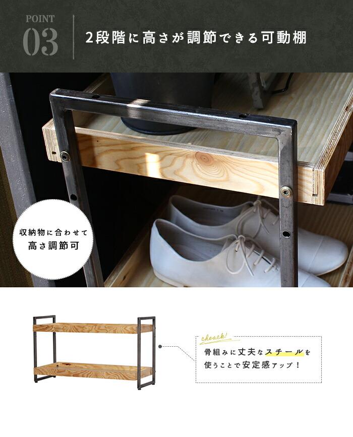 プロック DIY クラフト パイルド シェルフ