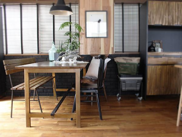 モダージュ ダイニングテーブル 1600
