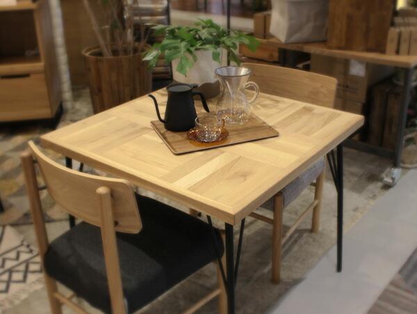 ラムス カフェテーブル 800