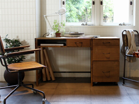 SHUSEI   desk/wagon