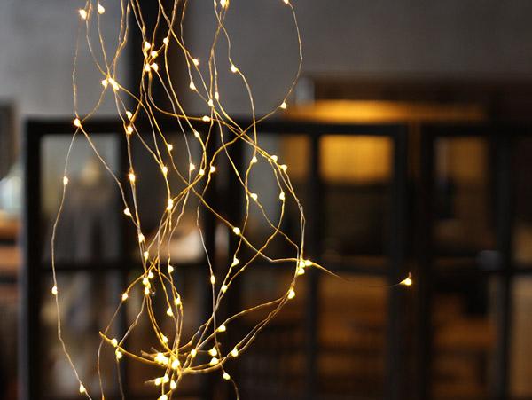 LED スワン バルブ スパークラー M
