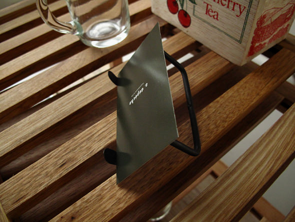 【AIAN CARD STAND】