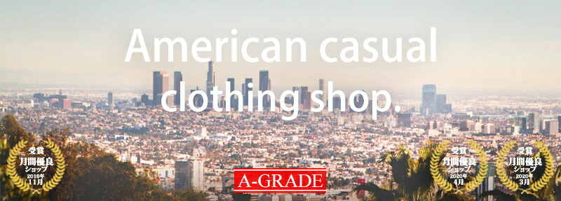 american causal clothing アメカジ