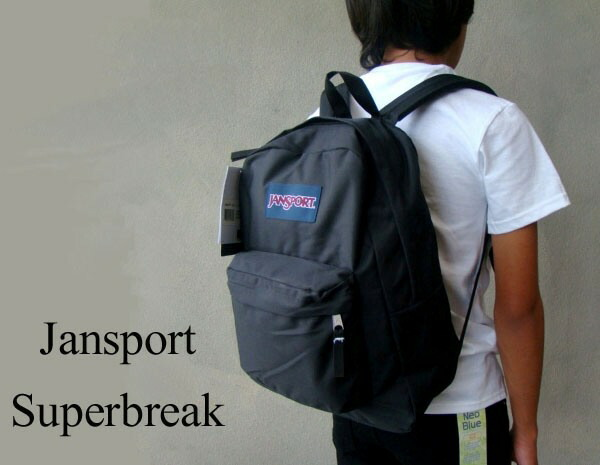 d941eddae a-grade: JANSPORT JanSport backpack daypack SUPERBREAK super black ...