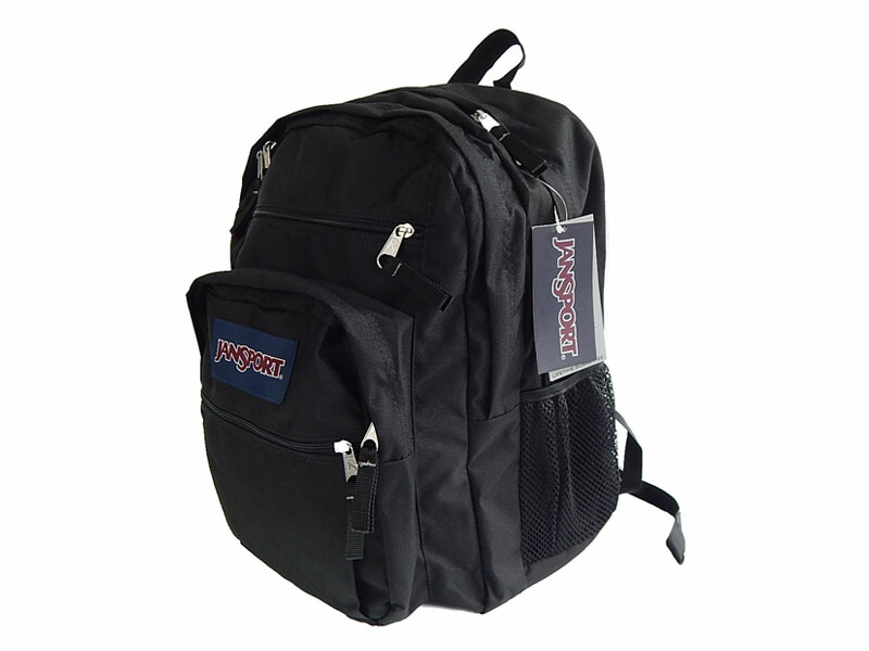 b726118bce8b a-grade  JANSPORT BIG STUDENT JanSport big student black backpack ...