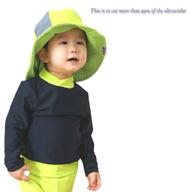 日本製ラッシュガード/長袖