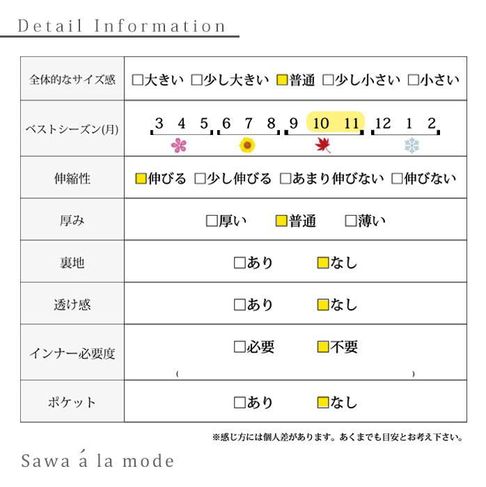 ボーダー柄ビジュー付袖コンシャストップス【9月7日8時販売新作】