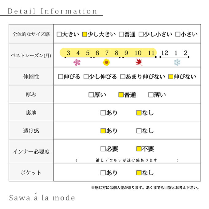 花レース透けるチュニックトップス【2月15日8時販売新作】