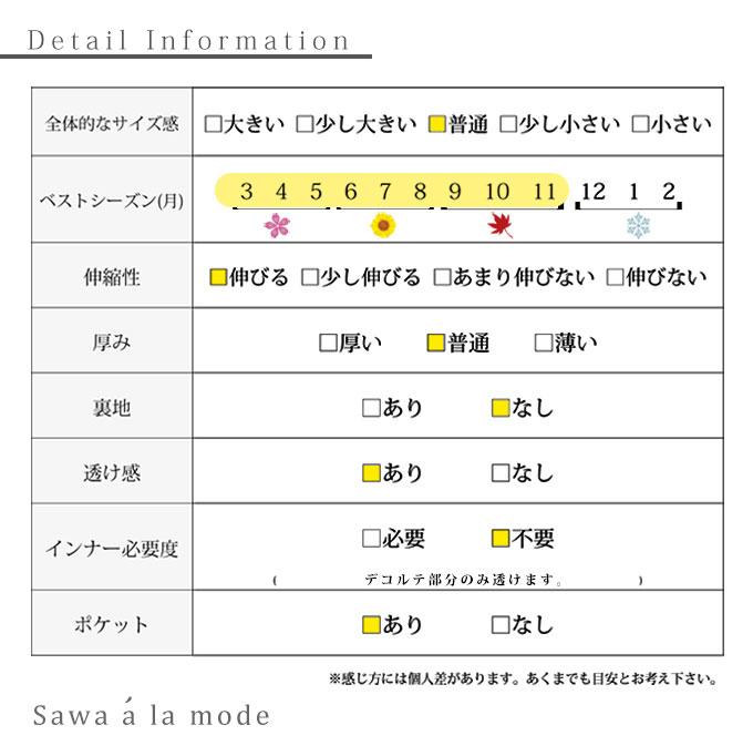 デコルテレースのセットアップワンピース【7月25日8時販売新作】