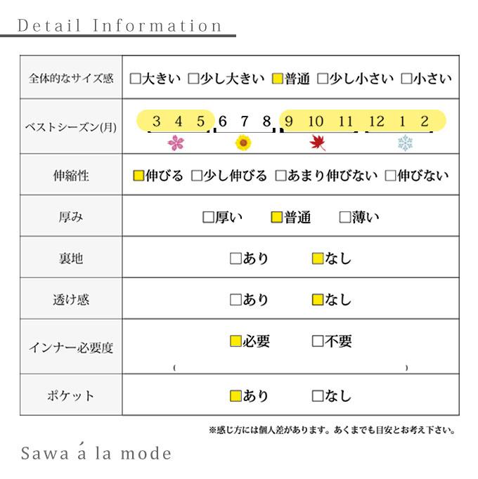 後ろ花レースの薄手ロングニットカーディガン【10月7日8時販売新作】