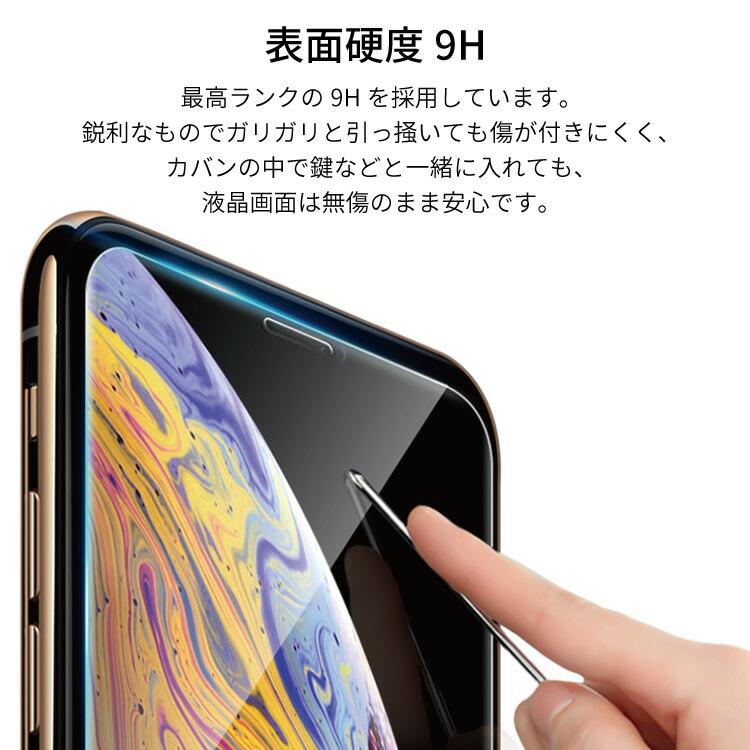 9H強化ガラス保護フィルム6