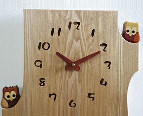 寄せ木振り子時計F42-1