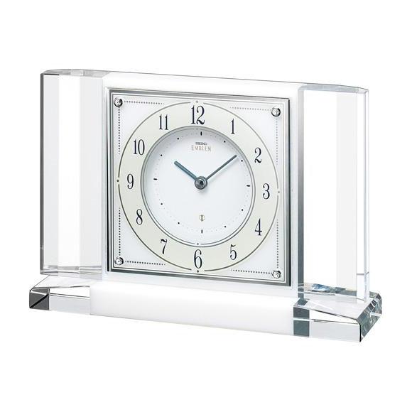 SEIKO(セイコー)EMBLEM 置時計