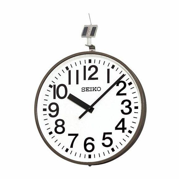 SEIKO(セイコー)システムクロック 壁掛型 クォーツ時計・ソーラー式
