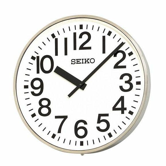 SEIKO(セイコー)システムクロック 壁掛型 電波時計・交流電流式