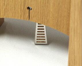 インハウス/INHOUSE置き式振り子時計