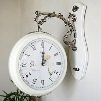 Timco掛け時計TCS8006W