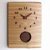 寄せ木振り子時計F26