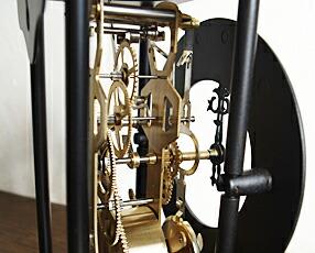 ドイツ AMS(アームス) 社製 機械式置き時計 1180(AMS1180)