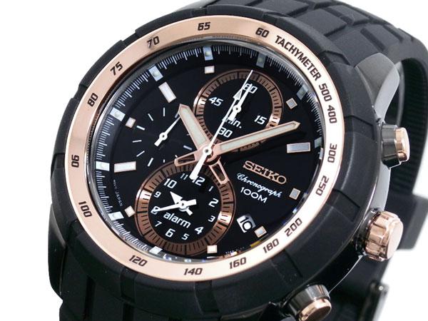 セイコー SEIKO 腕時計 クロノグラフ アラーム SNAD88P1-1