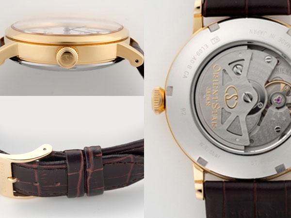 オリエント ORIENT Orient Star オリエントスター メンズ 腕時計 自動巻き WZ0321EL-2