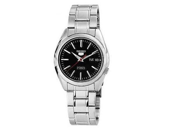 SEIKO 5 セイコー5 逆輸入 自動巻き メンズ 腕時計 SNKL45K1 メタルベルト-1