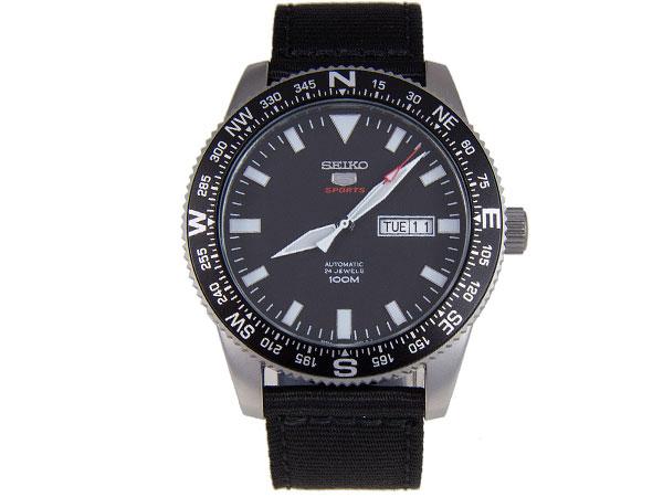 セイコー SEIKO セイコー5 スポーツ 5 SPORTS 日本製 自動巻き 腕時計 SRP667J1-1
