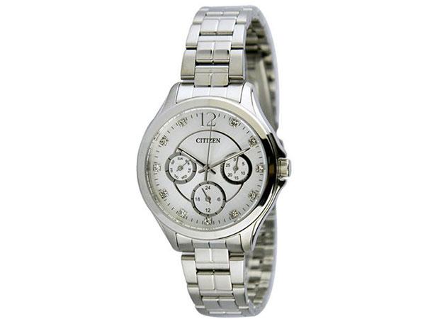 シチズン CITIZEN 腕時計 レディース クオーツ ED8140-57A シルバー-1