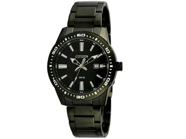 シチズン CITIZEN 逆輸入 クオーツ メンズ 腕時計 BI1065-59E-1