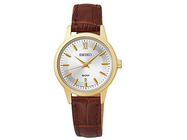 セイコー SEIKO 逆輸入 クオーツ レディース 腕時計 SUR880-1