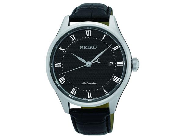 セイコー SEIKO 逆輸入 自動巻き 腕時計 メンズ SRP769K2 レザーベルト-1