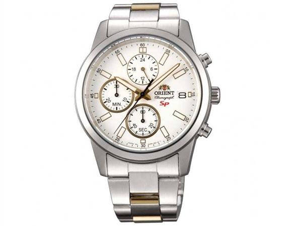 オリエント ORIENT 日本製 SP クロノグラフ メンズ 腕時計 SKU00001W0-1