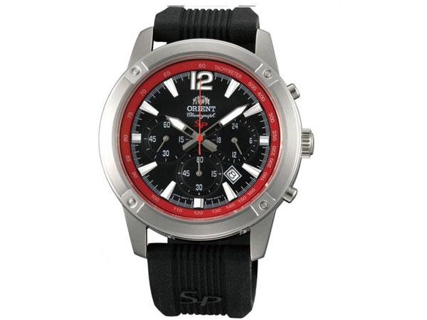 オリエント ORIENT 日本製 SP クロノグラフ メンズ 腕時計 STW01006B0-1