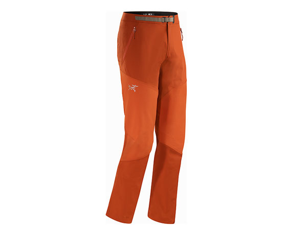 ARCTERYX アークテリクス アウトドアパンツ Gamma Rock Pants Iron Oxide 30 ショート丈-1