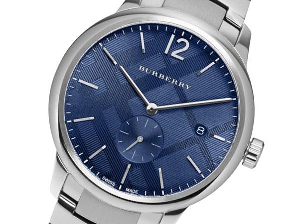 バーバリー BURBERRY 40MMサブセカンド 腕時計 メンズ BU10007-1