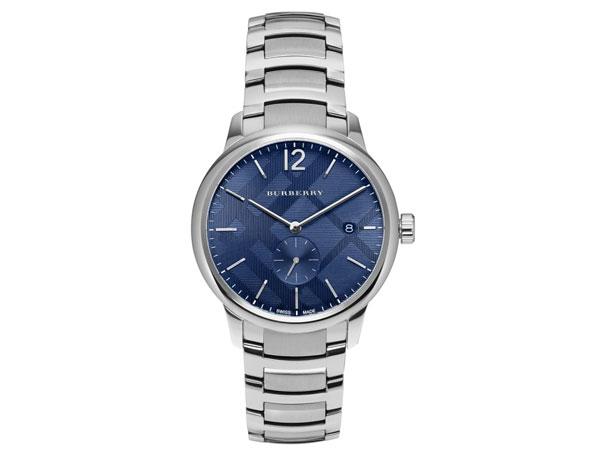 バーバリー BURBERRY 40MMサブセカンド 腕時計 メンズ BU10007-2