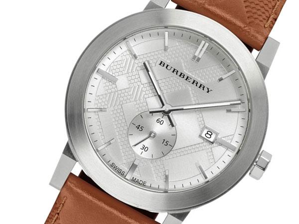 バーバリー BURBERRY ザ・シティ 腕時計 メンズ BU9904-1