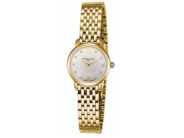 フレデリックコンスタント スリムライン ミニ 腕時計 レディース FC-200WHDS5B -1