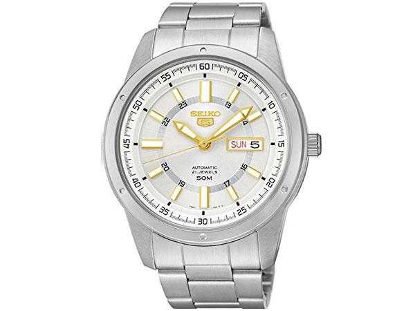 SEIKO 5 セイコー5 逆輸入 自動巻き メンズ 腕時計 SNKN11J1 日本製-1